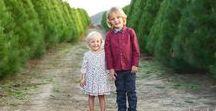 Peltzer Pines Christmas Tree Farm Family Photo Sessions
