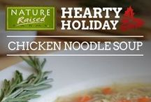 Hearty Holiday / Tasty holiday inspired meals.