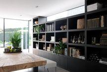 Bookcase/shelves