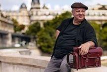 """Vincent Klink - Ein Bauch spaziert durch Paris / Stadtspaziergänge durch Paris mit Vincent Klinks Buch """"Ein Bauch spaziert durch Paris"""""""