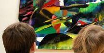 Kinder und Kunst / Kunstgeschichten für Kinder - Tipps, Ideen, Literatur, Kontakte