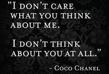 Quotes / by mon blog de fille