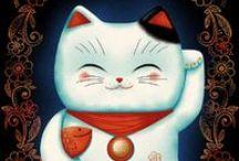 Maneki Neko / aaa so much fun and cute!