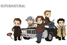 Supernatural / by Nikki Hammer