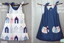 Proyectos de costura ropa infantil