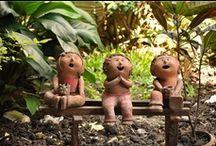 Garden Art / by Polly O'Brien