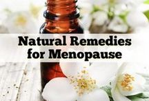 Menopause Management: Remedies / Hot flashes?  Night sweats?  Mood swings? Irritability? Insomnia? We've got them all too.....we've gathered the best recipes, ideas, tips and tricks to manage menopause, naturally!