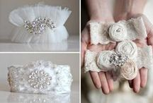 Garters! / Garter ideas / by Lady Rein