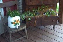 Porticato green / Idee per portico green