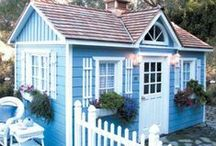 Shed / summer house