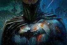 DC comics / From dark gotham, to brighter metropolis...