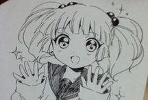 assorted anime / anime of all kins