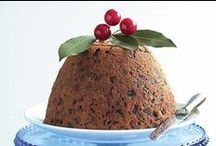 Christmas cakes & puds / A selection of our favourite Christmas cakes and puddings are deliciously gathered here to kick-start the festive season of baking.