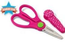 BiteSizers In The News / Read what the Media is saying about BiteSizers Food Scissors from Mixed Pears.