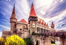 Castles from Romania / Most beautiful castles from Romania