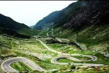Beautiful Roads / Discover Romanian most beautiful roads – the well known Transfagarasan and Transalpina!