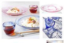 お皿 - Dish / お料理好きな方、必見!!☆ お料理をする人も、食べる人をも喜ばせるハイセンスなお皿をご紹介していきますよ♪☆