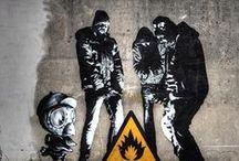 Streetart & Mural Art - Straßenkunst