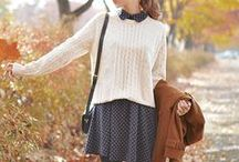 Outfit: Autumn & Winter