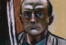 Kunstwerke (Max Beckmann) / Max Beckmann gehört zu den wichtigsten deutschen Künstlern des vergangenen Jahrhunderts, er hat die Malerei des ausgehenden 19. Jahrhunderts mit seinem figurenstarken Stil formend auf ihrem Weg begleitet.  Weitere tolle Infos zu diesem Thema gibt es hier: http://www.kunstplaza.de/kuenstler/max-beckmann-einer-der-bedeutendsten-deutschen-kuenstler-des-20-jahrhunderts/