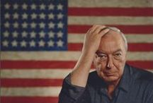 Kunstwerke (Jasper Johns) / Jasper Johns ist ein US-amerikanischer Künstler, dessen vielseitiges Werk sich vornehmlich aus Malerei, aber auch aus Plastiken, Bühnenbildern und Kostümen zusammensetzt.  Jasper Johns gilt als einer der wichtigen Wegbereiter der Pop Art, obwohl sein bildnerisches Werk von den Kunstwissenschaftlern nicht allein dieser Stilrichtung zugerechnet wird; öfter werden Johns Werke dem Abstrakten Expressionismus oder dem Neo-Dada zugeordnet. Mehr Informationen zum Künstler finden Sie auf Kunstplaza.de