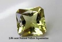 Blue, Pink and Yellow Sapphire - short movie clips / On this board you will find short movie clips of Gemstones like YELLOW SAPPHIRE