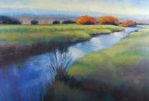 Marla Baggetta, Studio Seven Arts / Original pastels by Marla Baggetta from Milwaukee OR