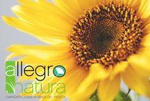 Festeggia con AllegroNatura / Fai festa con #AllegroNatura www.allegronatura.it