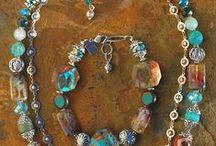 Desert Heart Jewelry, Studio Seven Arts / Desert Heart Jewelry by Deb Sparshott from Alpine Texas