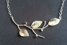 Nancy Hoover, Studio Seven Arts / One of a kind sterling silver and gold jewelry pieces by Nancy Hoover from Discovery Bay CA