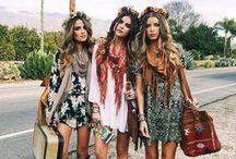 tribal, boho, ethnic