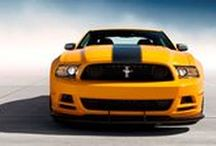 Ford Mustang Boss 302 / Covering the Ford Mustang Boss 302