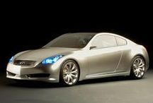 Infiniti concepts / Infiniti concepts, prototypes, and show cars