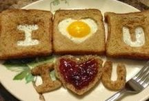 Eat with love