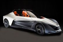 Nissan Concepts / Nissan concepts, showcars, and prototypes