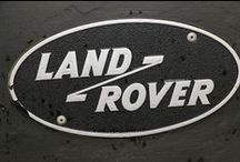 Land Rover / Land Rover and Range Rover vehicles