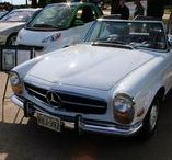 Mercedes classics / Classic Mercedes automobiles.  See our Mercedes Board for late model Mercedes.