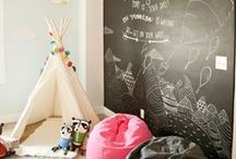Baby/Kids room and interior / Creative ideas for rooms