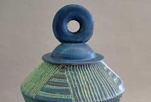 Ceramics: Jars and vases