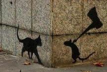Street Art / by Pamala Switzler