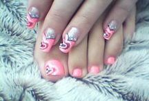 Nails!! / by Cristy Arevalo