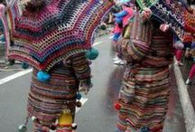 ◄Crochet clothes / Tunics, dresses...from top to toe / by Pandora