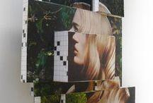 Collage e Arte Ornella Flora Curatolo / Collage#Art#Graphic#Color#Paint#Visual Art#Design#
