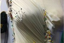 drapping,cutting, sewing, textile and handmade / by BooNy Ng