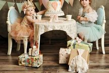 Birthday party idea's / Luna's first birthday bash!