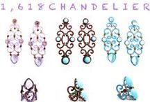 Chandelier Collection / Chandelier is one of our collections more italian. Female sensuality with a unique design