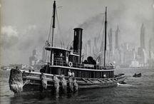 Merchant Navy / Merchant Marine Boats
