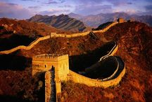 The Great Wall @ Mutianyu ...China / Places I have travelled.