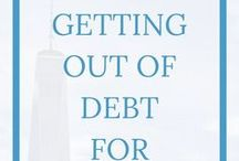 Debt Free and Student Loan Payoff