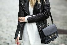 STYLE INSPIRATION / Street style, celeb style, all style inspiration  / by Emily